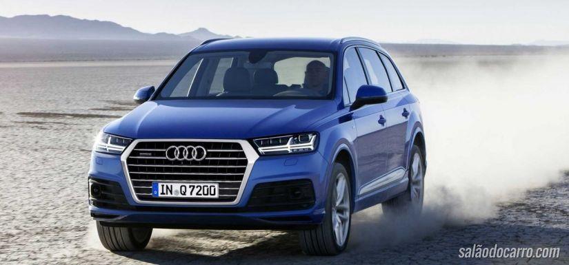 Confira o trailer com imagens do novo Audi Q7 2016