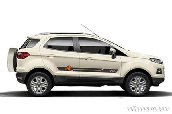 Ford inicia vendas do kit Tribe para o EcoSport