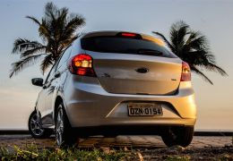 Teste do Ford Ka (Hatch) 1.5 SEL
