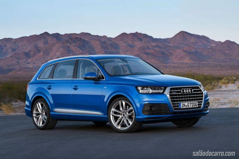 Audi apresenta novo Q7 2016