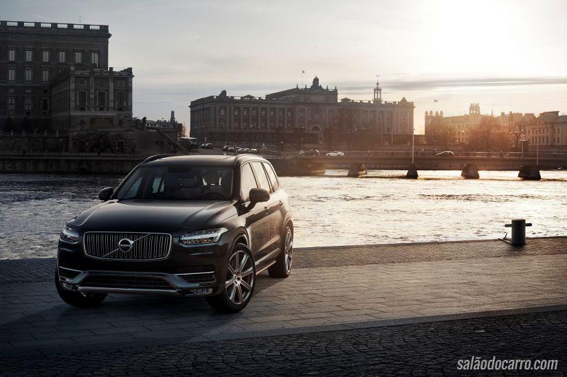 Volvo vende carros na internet