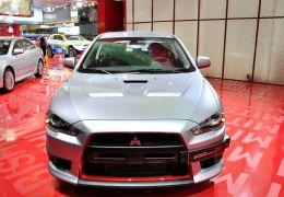 Mitsubishi lança Lancer Evo X John Easton por R$ 220.990