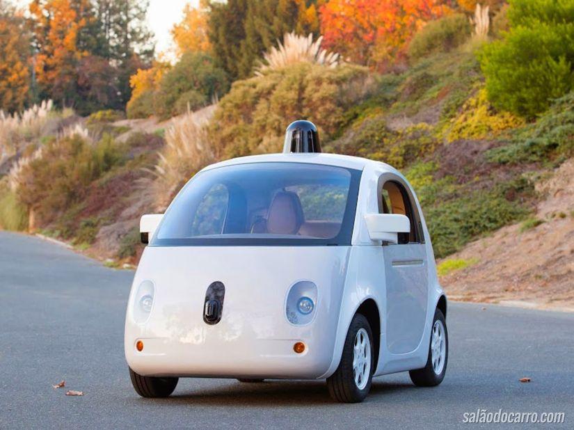 Protótipo autônomo do Google já está funcionando