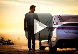 Confira os novos comerciais da Lincoln com o ator Matthew McConaughey