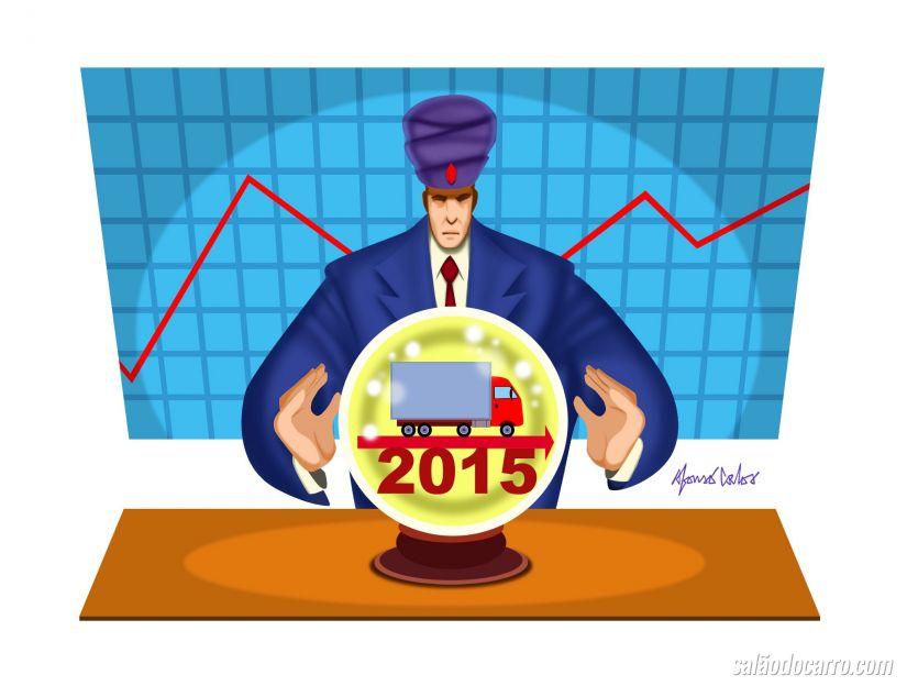 Perspectivas do mercado de pesados para 2015