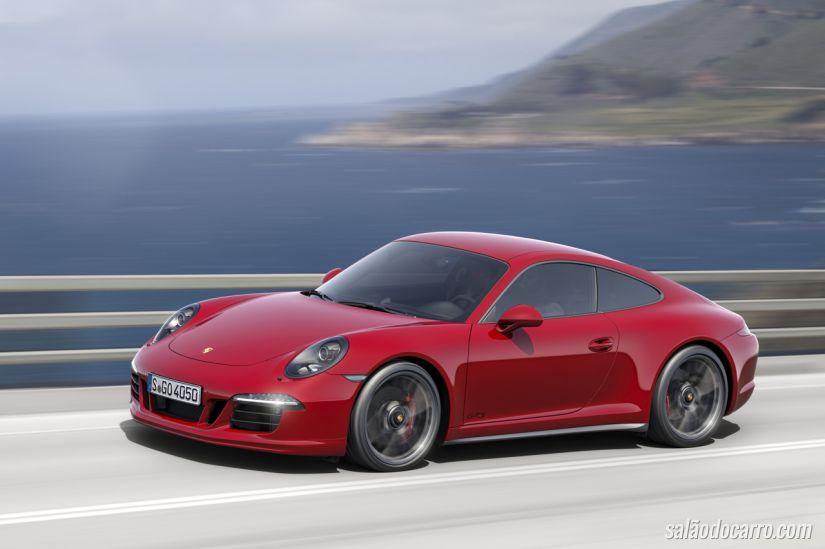 Confira trechos da fabricação do Porsche 911 Carrera