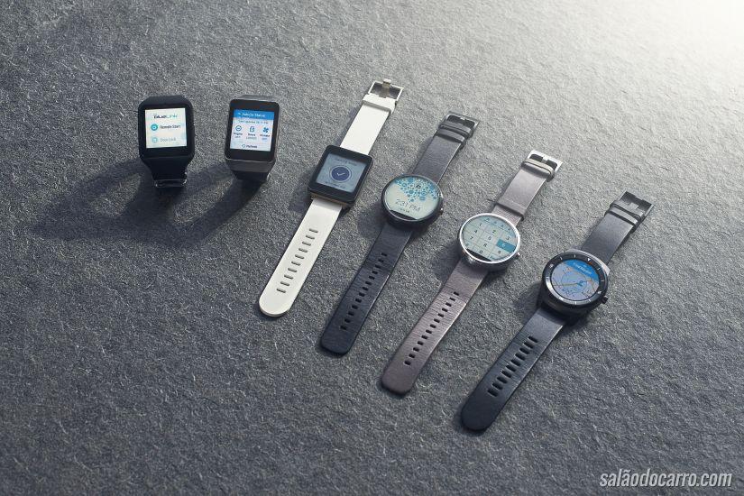 Hyundai lança vídeo de app para SmartWatch