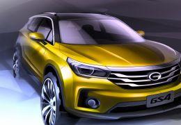 GAC Motor cria seu SUV: O GS4