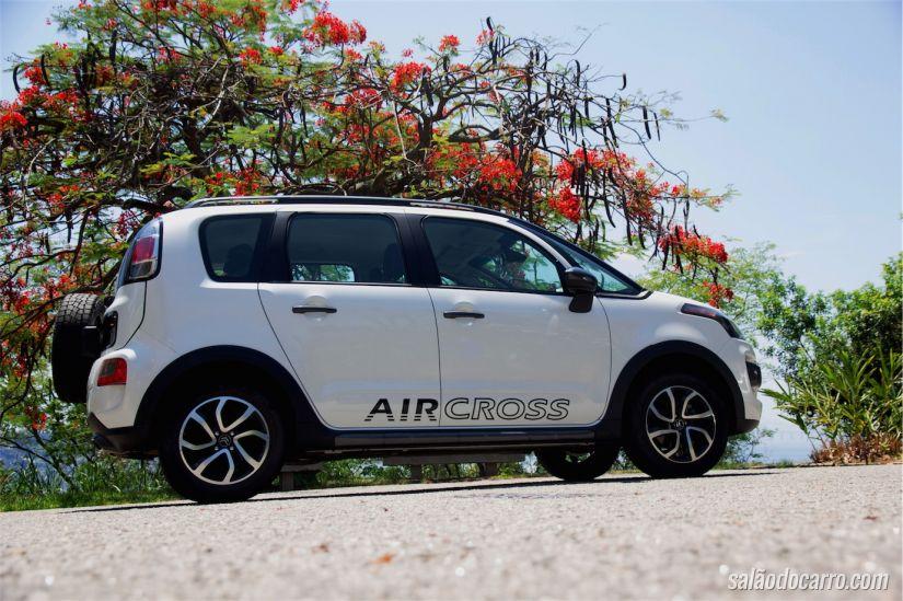 Citroën C3 Aircross Exclusive MT