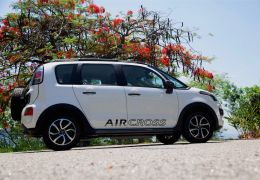 Teste do Citroën C3 Aircross Exclusive MT
