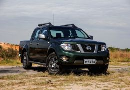 Impressões da Nissan Frontier SV Attack 4x4 Automática