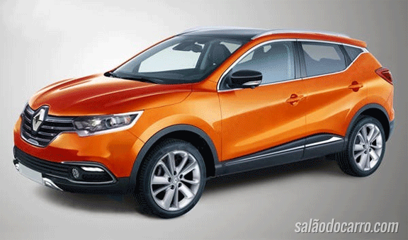 Renault Racoon deve chegar ao mercado em breve