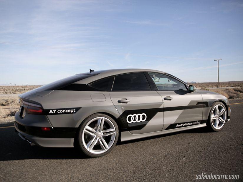 Carros autônomos são muito esperados na CES 2015