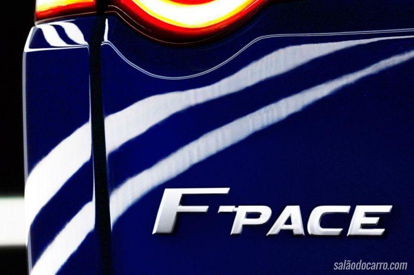 Jaguar F-Pace chega em 2016