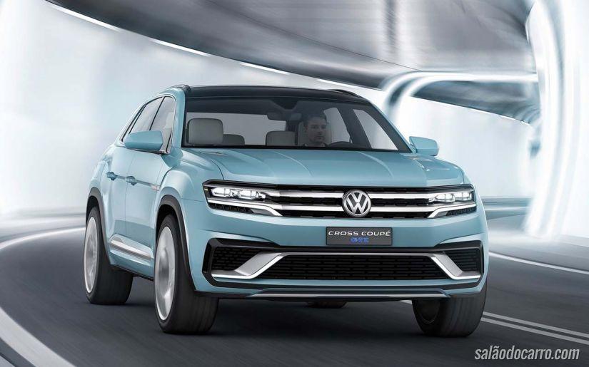 Volkswagen apresenta Cross Coupe GTE