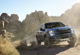 Ford anuncia picape F-150 Raptor 2017