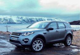 Teste da Land Rover Discovery Sport, direto da Islândia