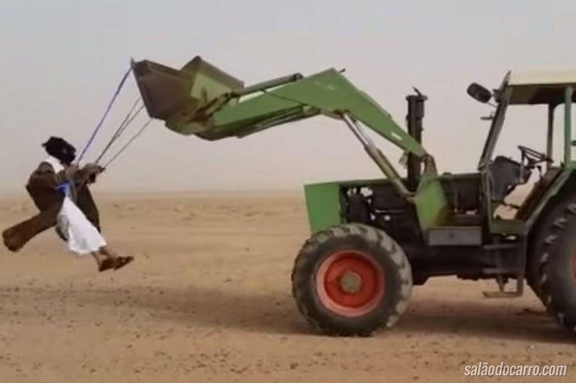 Saiba como fazer motorista fantasma no deserto