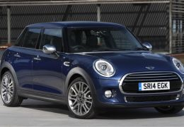 Mini One First 5 ganha motor de 75 cavalos