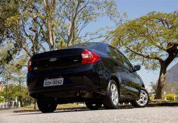 Teste do Ford Ka+ (Sedan) SEL 1.5