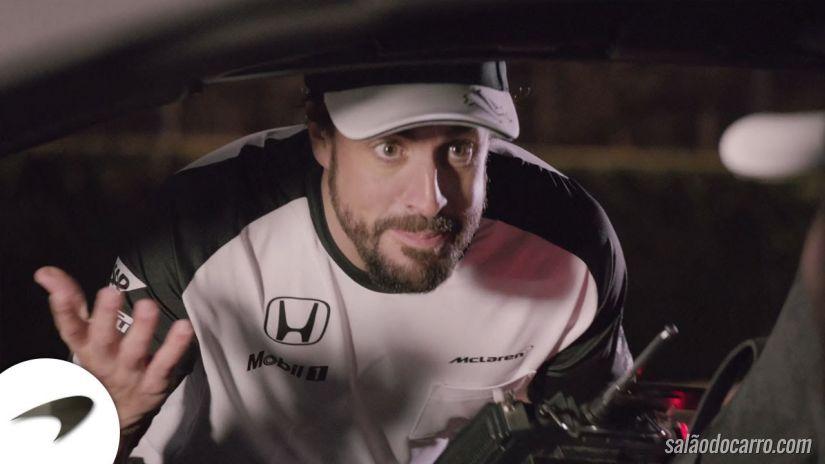 """McLaren """"De Volta Para o Futuro"""""""