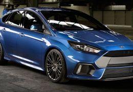 Ford Focus RS ganha motor potente e design furioso