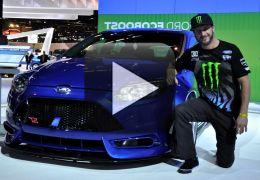 Ford promove vídeo de teste do novo Focus RS