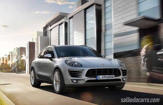 "Porsche Macan 2.0 Turbo custa ""apenas"" R$ 299 mil"