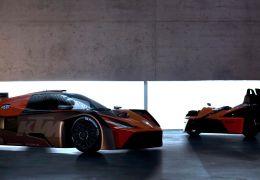 KTM prepara lançamento do X-Bow GTR