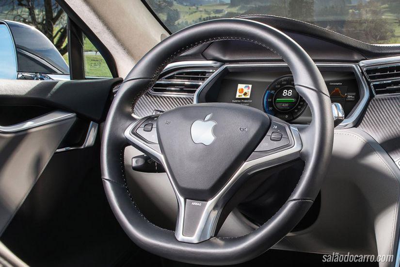 Confira imagens do suposto carro misterioso da Apple