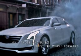 GM revela o Cadillac CT6 no Oscar 2015