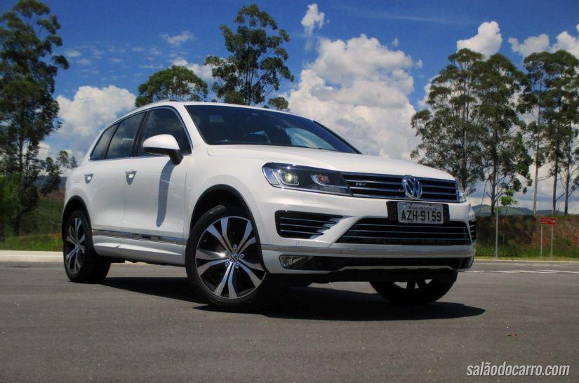 Novo Volkswagen Touareg