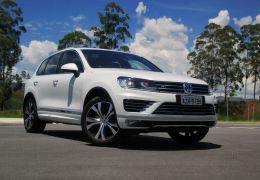 Impressões do Novo Volkswagen Touareg