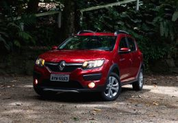 Teste do Renault Sandero Stepway Easy R