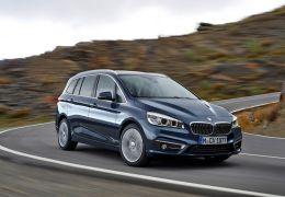 BMW anuncia a Série 2 Gran Tourer para o Salão de Genebra