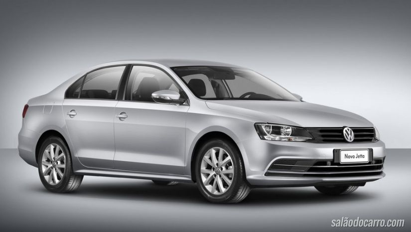 Volkswagen lança o Jetta 2015 com preço a partir de R$ 75 mil