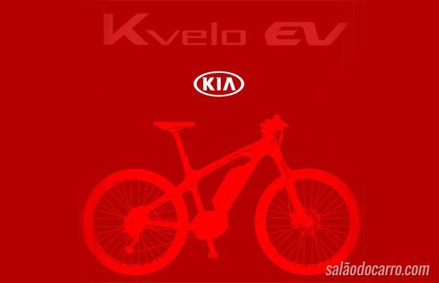 Kia prepara a bicicleta elétrica K-Velo para Genebra