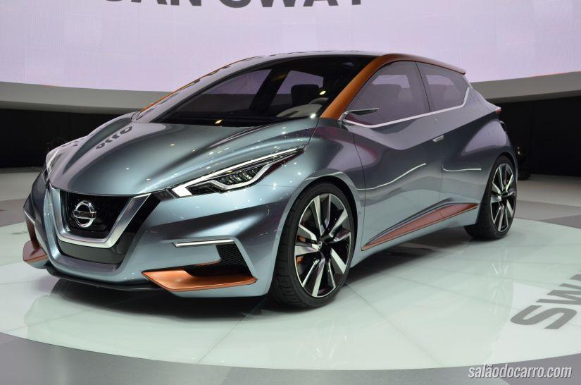 Como será o March em 2017? Nissan revela!