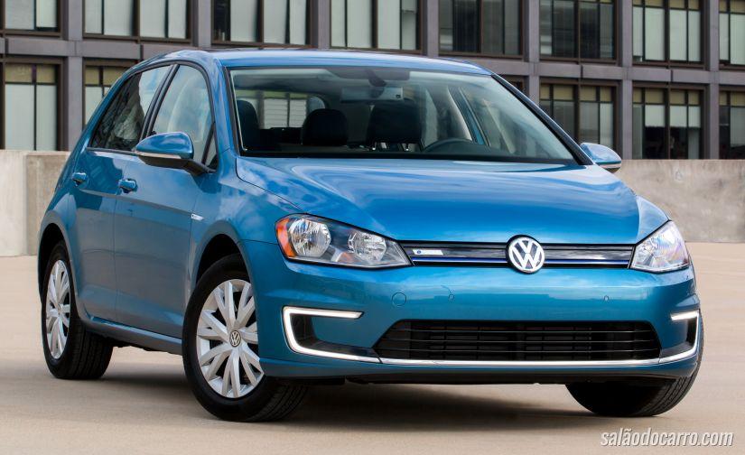 Volkswagen apresenta o e-Golf Limited Edition 2015