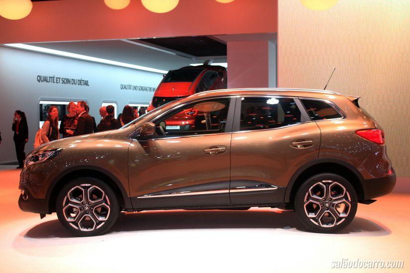 Confira o vídeo de apresentação do novo Renault SUV Kadjar