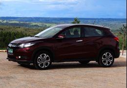 Primeiras impressões do Honda HR-V
