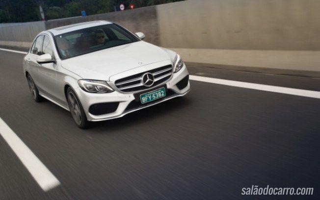 Mercedes-Benz convoca recall dos Classes E e CLS