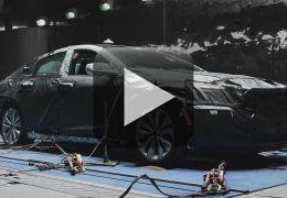 Chevrolet divulga vídeo de Malibu 2016 enfrentando testes de resistência