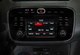 Fiat Punto e Linea ganham nova central multimídia