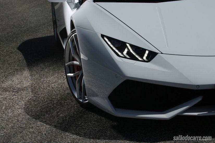 Lamborghini Huracán ganhará tração traseira em 2016