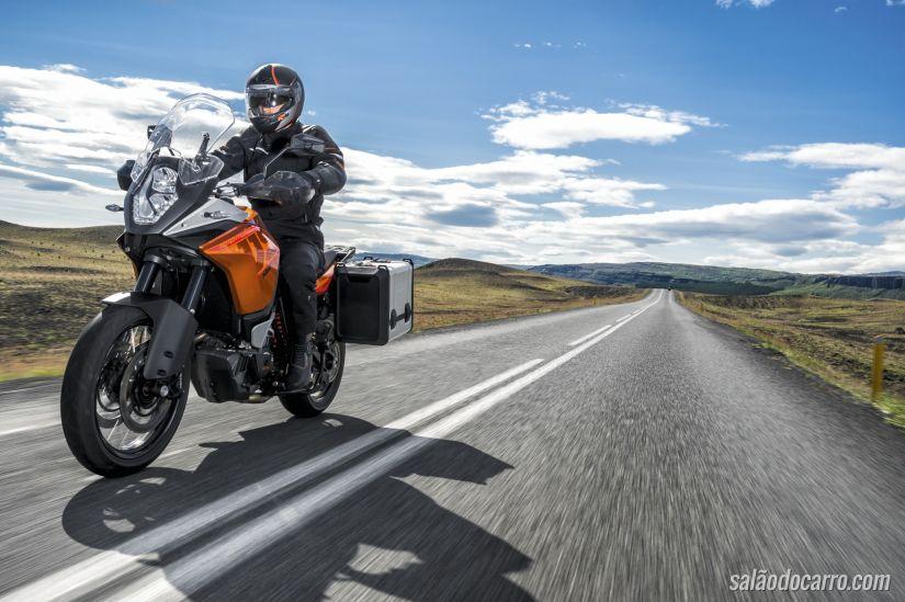 KTM 1190 Adventure chega ao Brasil