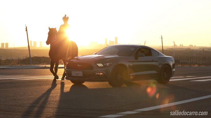 Ford produz vídeo comemorativo ao Ano do Cavalo