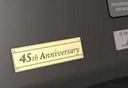 Nissan GT-R comemora 45 anos com nova série
