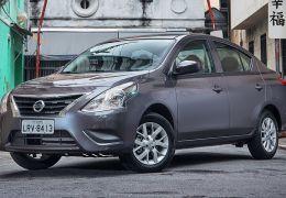 Nissan lança novo Versa 1.0