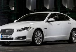 Jaguar convoca recall de 1 unidade do sedã XF